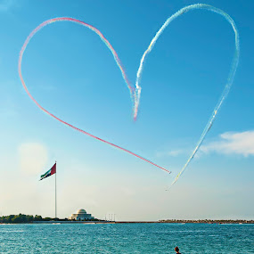 UAE 41st National Day by Ahmed Wahdan - People Street & Candids ( pwccandidcelebrations-dq, abu dhabi uae, Love is in the Air, Challenge, photo )