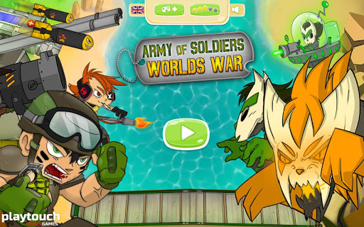 Army of Soldiers : Worlds War  screenshots 4