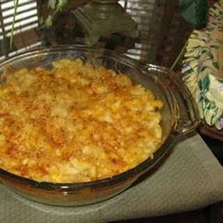 Baked Macaroni And Cheese With Evaporated Milk Recipes