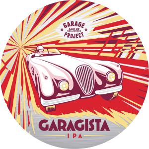 Logo of Garage Project Garagista