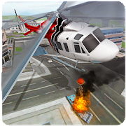 911 Helicopter Rescue Sim 3D