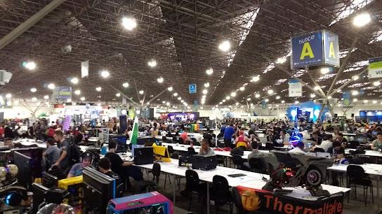 Campus Party 10 - 24x7