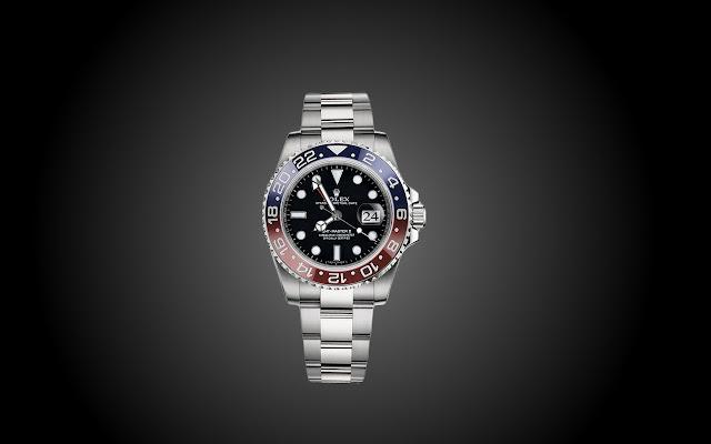 Rolex GMT-Master II Start Page