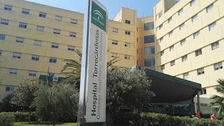 Hace unos días dos sanitarios fueron agredidos en Torrecárdenas.