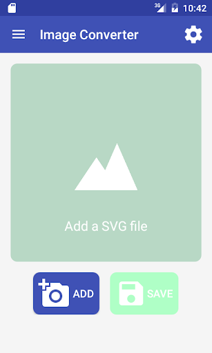 SVG to PNG JPEG converter