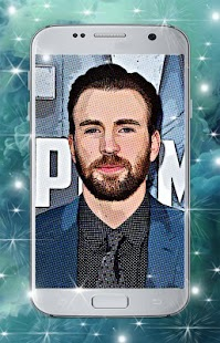Chris Evans Wallpaper - náhled