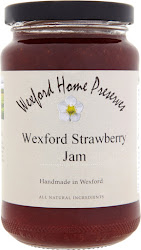 Wexford Home Preserves Wexford Jam - Strawberry, 420g