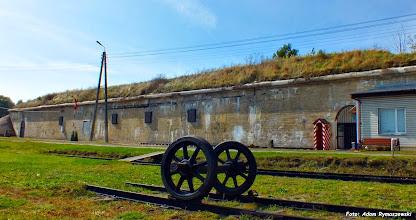 Photo: Prochownia Terespol - obiekt zabytkowy