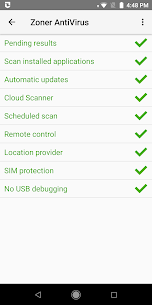 Zoner Mobile Security v1.8.1 [Paid] APK 2