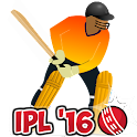World Cricket: I.P.L T20 2016 icon