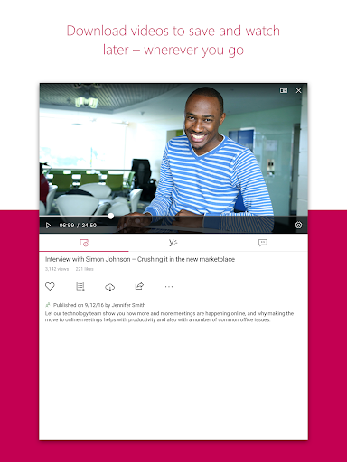 Microsoft Stream screenshot 10