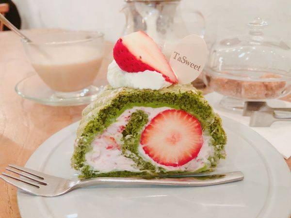 TASWEET手作燒菓子✿晚來就吃不到的利害蛋糕捲! 喜歡蛋糕捲的Q棉口感~