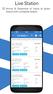 Live Train & Indian Rail Status – Locate My Train App Latest Version  Download For Android 6