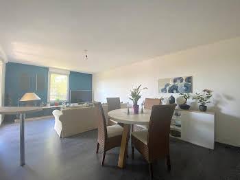Appartement 4 pièces 85,42 m2