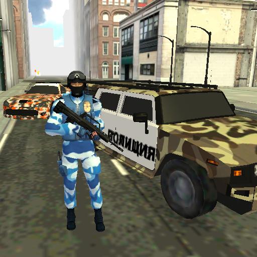 Russian Police Vendetta