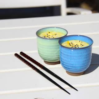 Chinese Steamed Egg Custard 蒸奶蛋甜品.