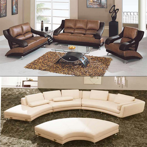 Luxury Sofa Chair Design (app)