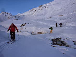 Photo: Crossing the Isere
