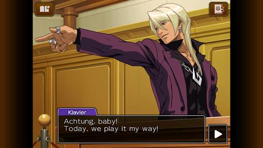 Apollo Justice Ace Attorney 6