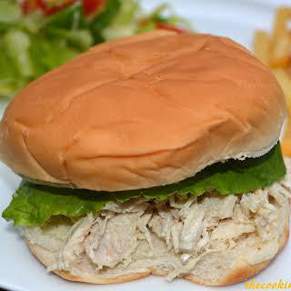 Chicken Caesar Sandwiches.