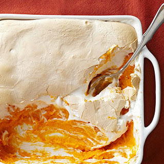 Candied Sweet Potato Casserole with Parsnips and Carrots