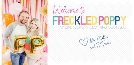 The best way to shop with Freckled Poppy on Android!