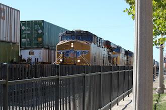Photo: Railroad in Kelso Depot