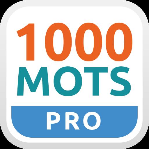 1000 Mots Pro / Apprendre à lire Icon