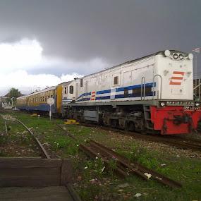 by Wahyu Ardian - Transportation Trains