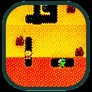 Dig Dug Game classic arcade