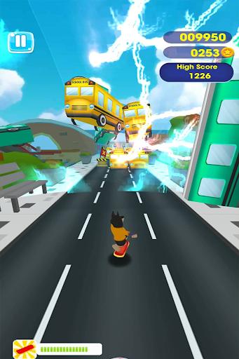 Code Triche Dog Run , Pet Running Endless. mod apk screenshots 3