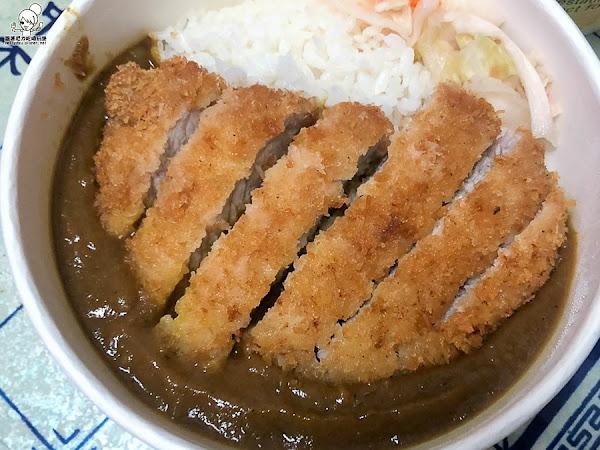 厚切肉肉、份量十足的日式美食、日式咖哩 X 森本日式和風洋食堂、好吃咖哩