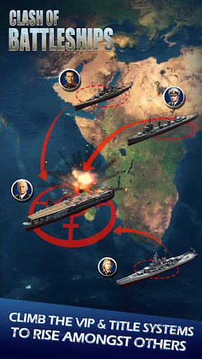 Clash of Battleships - COB screenshot 5
