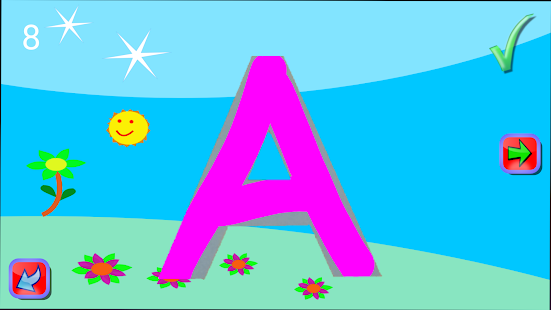 Learn ABC for kids- screenshot thumbnail