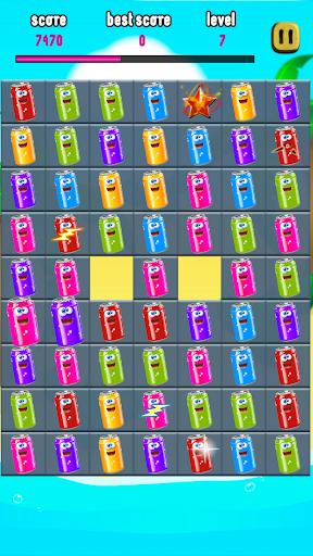 Smash Cans - Match 3 apktram screenshots 7