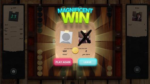 Backgammon GG - Online Board Game android2mod screenshots 4