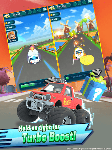 Oddbods Turbo Run 1.7.0 screenshots 18