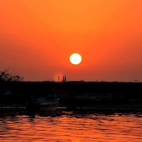 by Babu Raj - Landscapes Sunsets & Sunrises ( baburaj, sunrise, nikon )