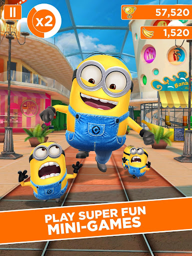 Despicable Me: Minion Rush screenshot 5