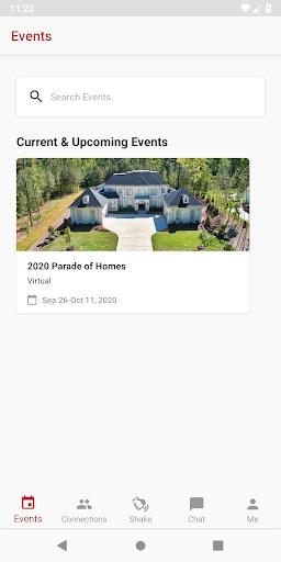 Wake County Parade of Homes screenshot 2