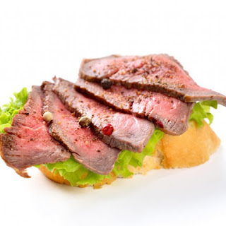 London Broil Appetizers Recipes