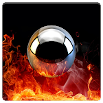Bouncing Fireball: Bounce Icon