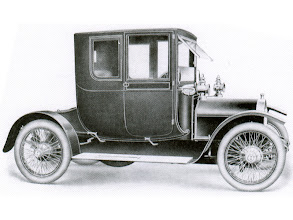 Photo: 1912 Wolseley 16/20 Coupe Brougham