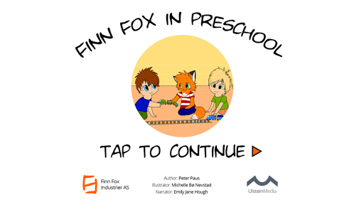 Finn Fox in Preschool