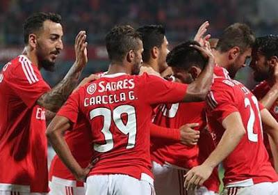 Liga NOS : Carcela champion du Portugal avec Benfica !