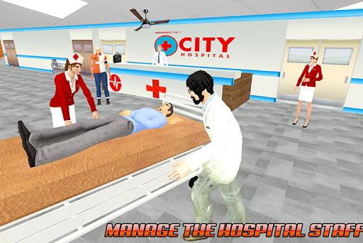 Virtual Sea Kid Hospital Emergency screenshot 8