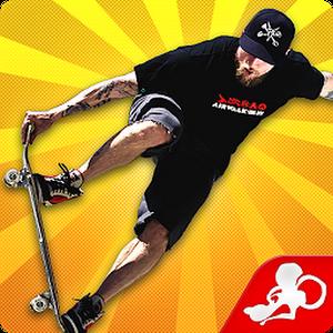 Download Mike V: Skateboard Party HD v1.37 APK + DATA Obb + Tudo Desbloqueado (Mod Unlock) Full Grátis - Jogos Android