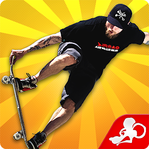 Mike V: Skateboard Party HD Icon do Jogo