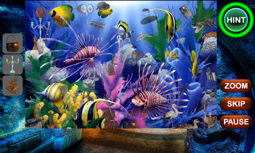 Code Triche Ocean Hidden Objects APK MOD (Astuce) screenshots 1