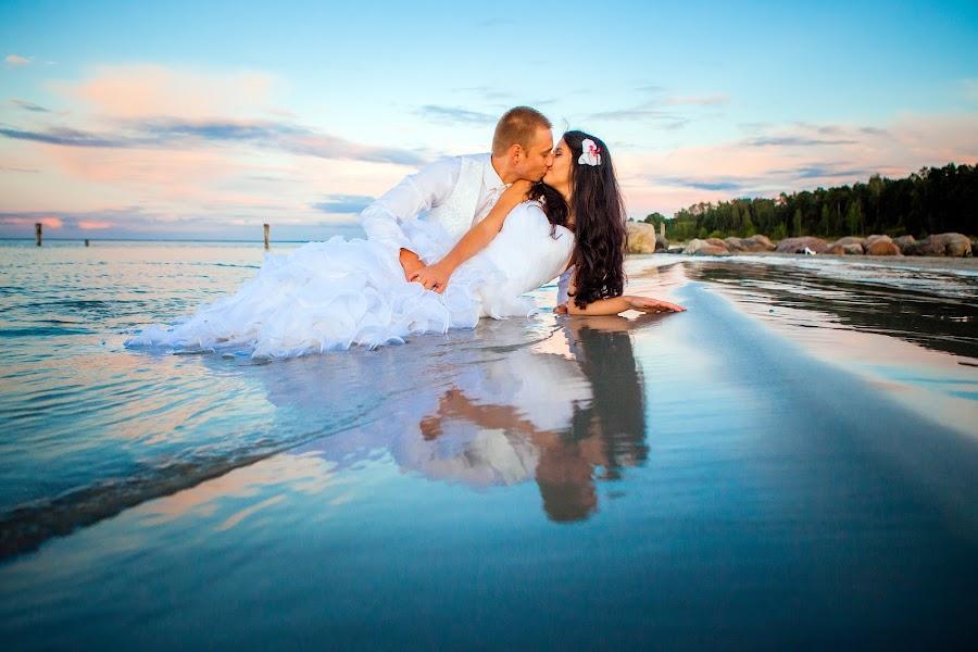 Свадебный фотограф Ромуальд Игнатьев (IGNATJEV). Фотография от 27.10.2014